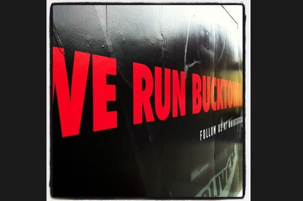 Nike Running Bucktown is coming to 1640 N. Damen Ave. on a stretch of Damen that both Wicker Park and Bucktown claim.