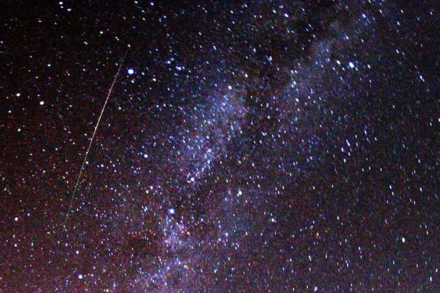 Montrose Beach  in Uptown and 12th Street Beach at  Northerly Island  will have extended hours on Saturday and Sunday during the annual  Perseid Meteor Shower , giving people along the lakefront until midnight to search the skies for shooting stars.