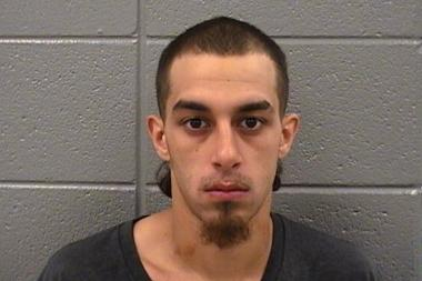 Prosecutors say Raymond Martinez was the gunman in an Aug. 15 drive-by.