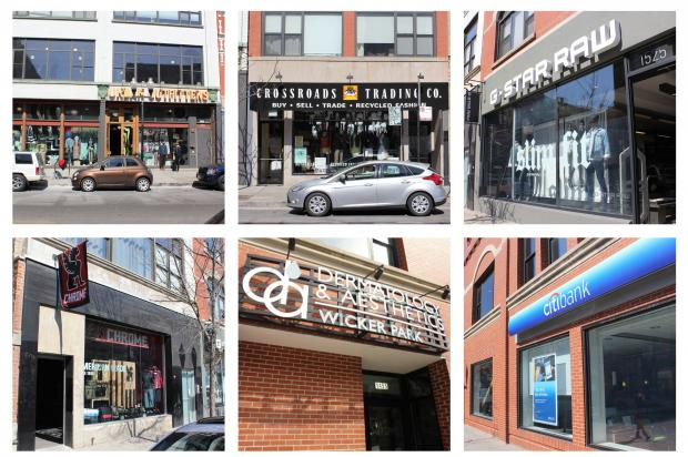 Newcastle Limited, a Chicago real estate firm, purchased five prominent buildings in a busy stretch of Milwaukee Avenue in Wicker Park. The $16.2 million deal was made by Baum Realty, which put the properties on the market in May and entertained over 10 offers.