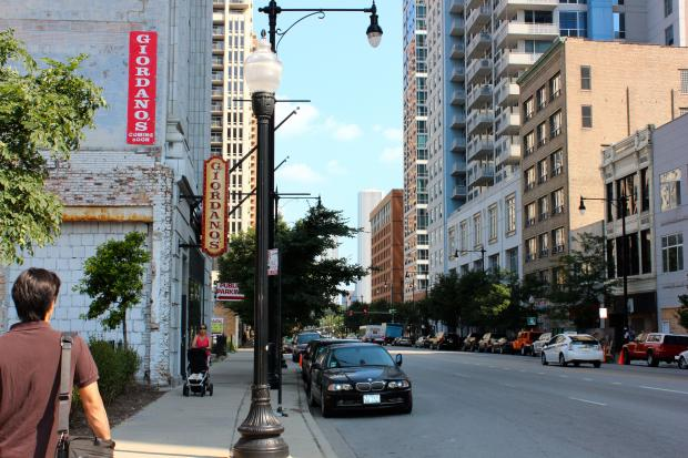 A Giordano's pizzeria is coming to the South Loop.