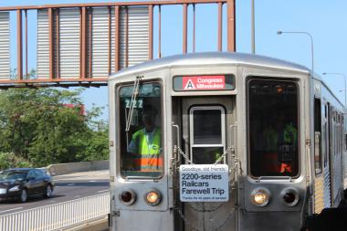 A full slate of weekend events caused the CTA to expand service and reroute some buses.
