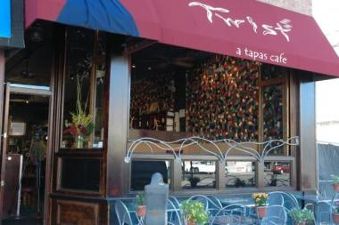 Twist, 3412 N. Sheffield Ave., will be shuttering its Lakeview location on Oct. 26, 2013.