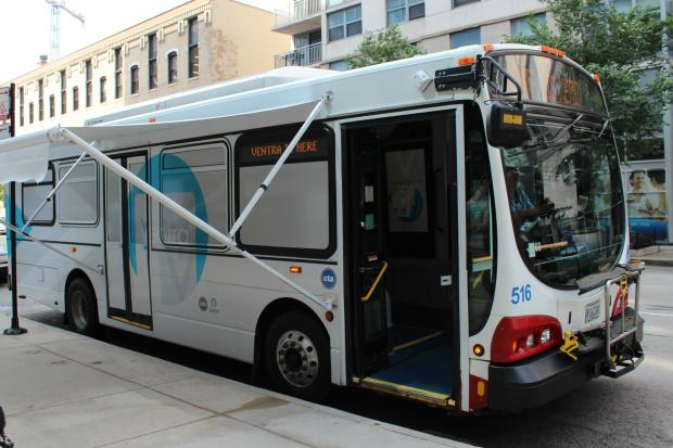 Ventra, the CTA's new payment system, will allow users to use one fare card for transportation throughout the city.