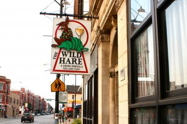 The Wild Hare, 2610 N. Halsted St.