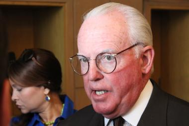 "Ald. Edward Burke said he was ""amazed"" museums were subject to the same gun laws as residents."