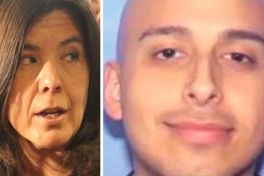 Anita Alvarez is personally prosecuting the alleged killers of Officer Alex Valadez.