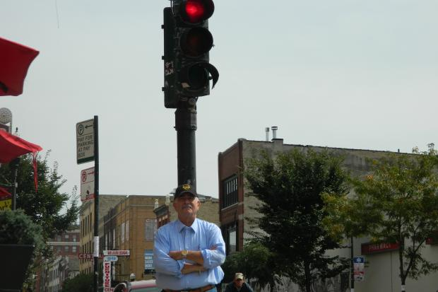 Barnet Fagel has developed an undeniable expertise in fighting red-light camera tickets and claims an 81 percent reversal rate.