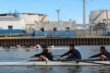 More than 300 rowers will take to the river Saturday to compete in the Chicago Training Center's fifth annual Tough Cup.
