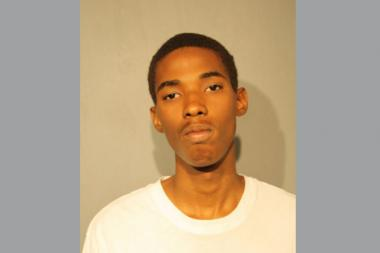 Christopher Jones, 19, allegedly stole an off-duty police officer's car that contained his vest, badge and gun.