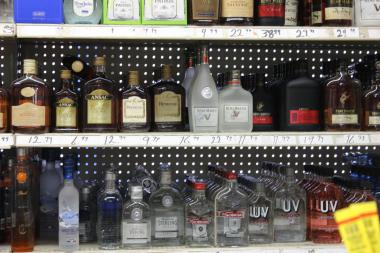 A bid to start Sunday liquor sales earlier was tabled by the City Council.