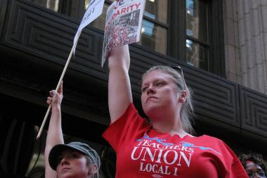 The Chicago Teachers Union plans a one-day walkout April 1, but who will join in?