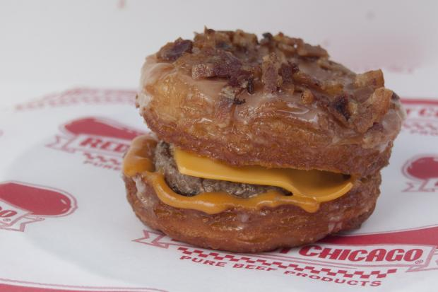 Lincoln Park's Devil Dawgs is preparing to launch its sandwiches based on cronuts.
