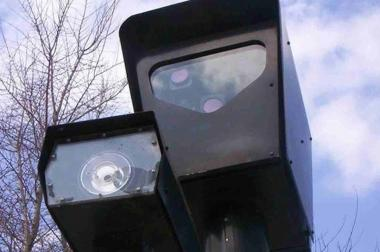 Speed cameras of interest to 19th Ward residents collected $1.4 million in fines since the first was introduced on January 31, 2014 outside of St. Rita High School.
