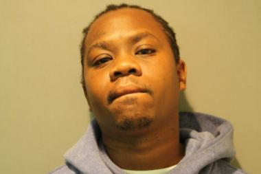 Jesse Thomas, 22, allegedly shot a 27-year-old woman in her head in North Lawndale last year.