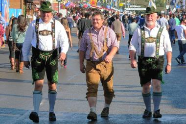 The DANK Haus Trachten Pub Crawl, Oct. 5, offers one more chance to strap on the lederhosen and dirndls and drink copious amounts of beer.