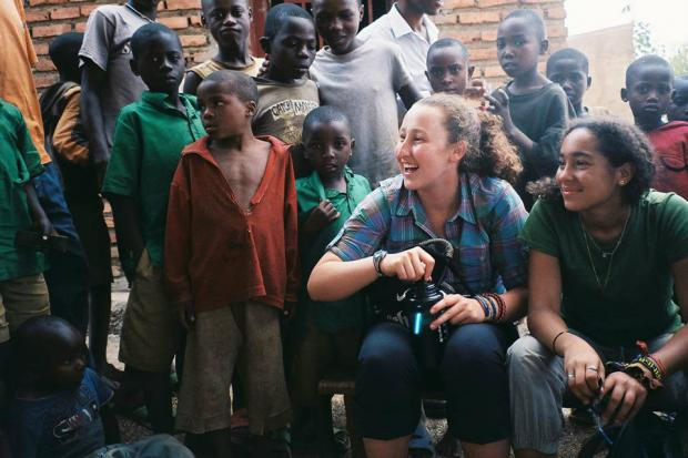 University of Chicago Laboratory Schools senior Lillian Eckstein, a star athlete for several teams, spent the summer in Rwanda for six weeks studying conflict resolution within the country.