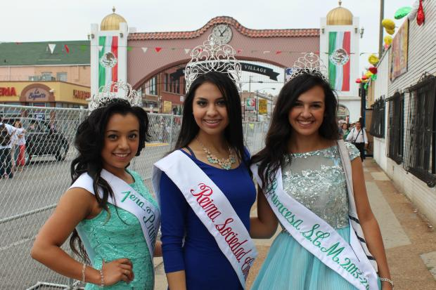 The 24th annual  Little Village Festival  ended with Sunday's Mexican Independence Day Parade.