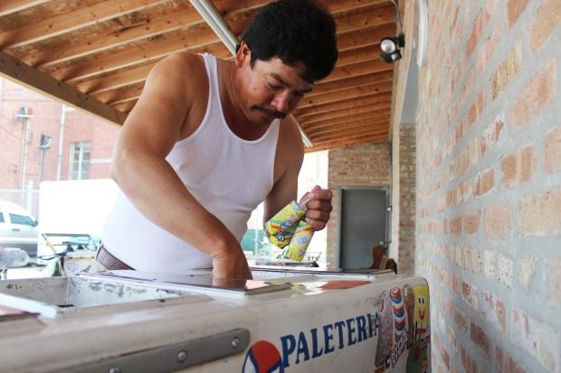 Countless Mexican popsicles have been crafted and distributed from Paleteria La Monarca.