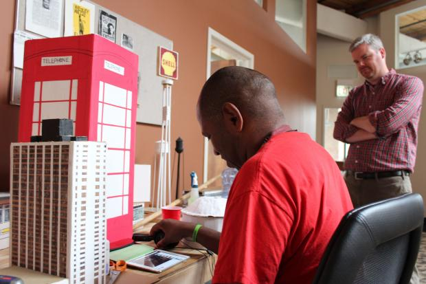 Wesley Willis Brother In Spotlight As Project Onward Moves To Bridgeport Bridgeport Chicago Dnainfo