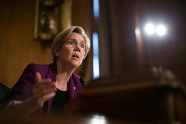 The University of Chicago's Institute of Politics will kick off its fall speakers series on Friday with U.S. Sen. Elizabeth Warren (D-Mass.).