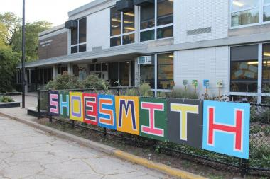 Shoesmith is raising money to restore programs eliminated after budget cuts.