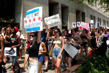 The first edition of the SlutWalk was held in 2011.