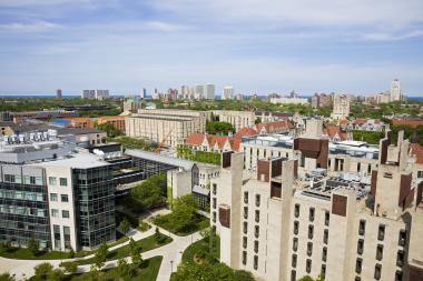 The University of Chicago announced Thursday that 73 Chicago high school students were admitted to the university and $2.2 million in grants were secured to offset their tuition.