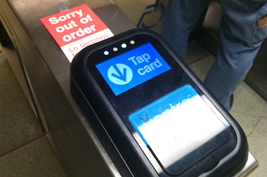 "The Chicago Transit Authority announced Tuesday that it will make ""courtesy calls"" to customers to help with the Ventra transition. File photo."