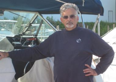 Environmentalist Victor Crivello, 64, of Pullman, fought for public access to Lake Calumet.