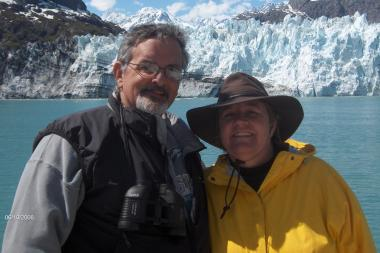 Environmentalist Victor Crivello, 64, of Pullman, met his wife, Lynn Crivello, while working for the Illinois Environmental Protection Agency. Crivello fought for public access to Lake Calumet.
