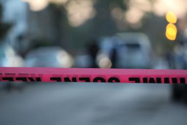 One person was killed and at least eight wounded in shootings Sunday. File photo.