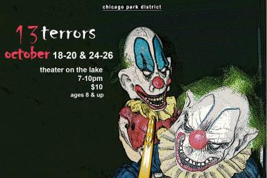 """The """"13 Terrors at Theater on the Lake"""" is open for one more night"""