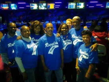 In 2012, the Ruggles Alumni Association sponsored its first bowling fundraiser to benefit students at Martha Ruggles Elementary School.