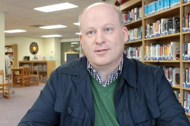 Mathew Ditto, principal at Andrew Jackson Language Academy, announced he would leave the school after his contract ends in 2015.