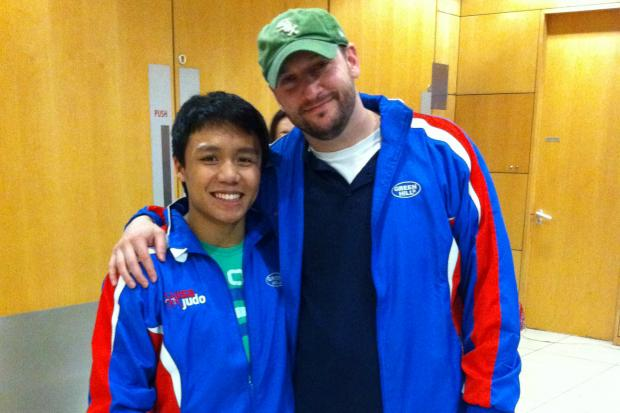Brett Wolf is the judo coach for Team USA at the upcoming junior world championships in Ljublana, Slovenia.