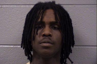 Rapper Chief Keef pleaded guilty to speeding in Northfield this summer.