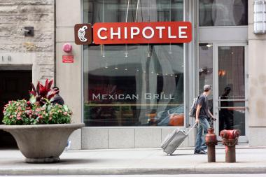 All Chicago Chipotle restaurants, including this one at 316 N. Michigan Ave., will offer the tofu option.