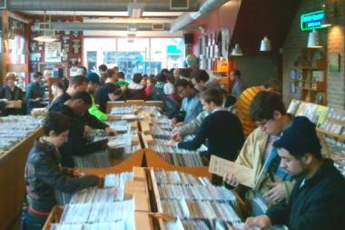 CHIRP's Record Store Crawl will hit up five record stores in five hours, with special discounts at each stop.