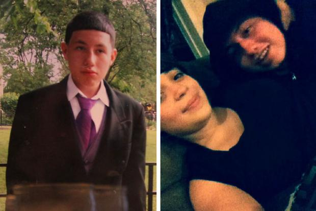 Dante Mondragon, 17, was fatally shot in his back early Sunday. The teen was about to become a father.