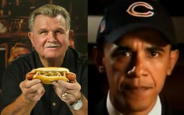 Mike Ditka considering running for U.S. Senate in 2004. Barack Obama won that year.