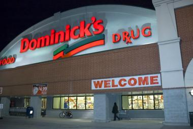The Dominick's Store at 1340 S. Canal St. in the South Loop