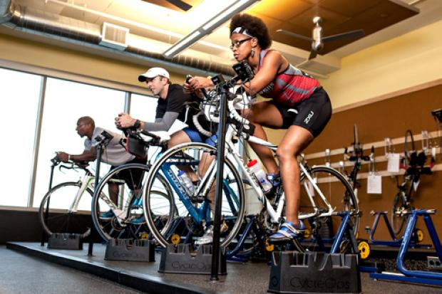 Fitness Formula Club in Lincoln Park has been certified as a USA Triathlon performance training center.