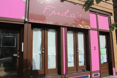 Mexican restaurant Frida's used to be at 3757 N. Southport Ave.