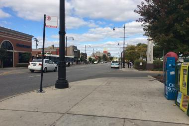Plans to install a pedestrian crosswalk and traffic signal outside the Jefferson Park Transit Center will move forward as part of a federally funded effort to improve traffic along Milwaukee Avenue, said Ald. John Arena.