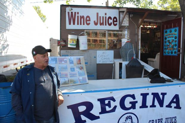 Bridgeport grape sellers have all the goods for winemaking at home.