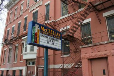 Over the last year, enrollment at McClellan Elementary — a school once on a Chicago Public Schools closing list — has jumped more than 18 percent.
