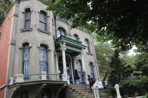 Five buildings in the  Prairie Avenue Historic District are opening their doors through Sunday.