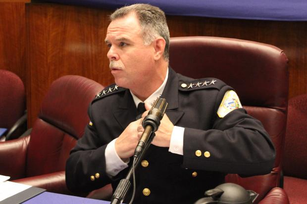 Police Supt. Garry McCarthy is slated to return to City Hall Tuesday for budget hearings.