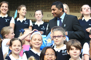 Re-elected to a second term, Ald. Ameya Pawar is committed to building a neighborhood k-12 system.